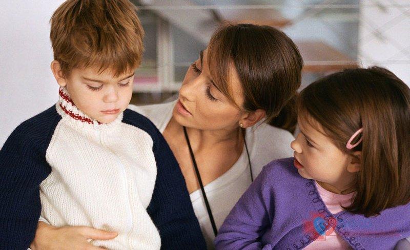 Возраст детей в отношении которых может состояться
